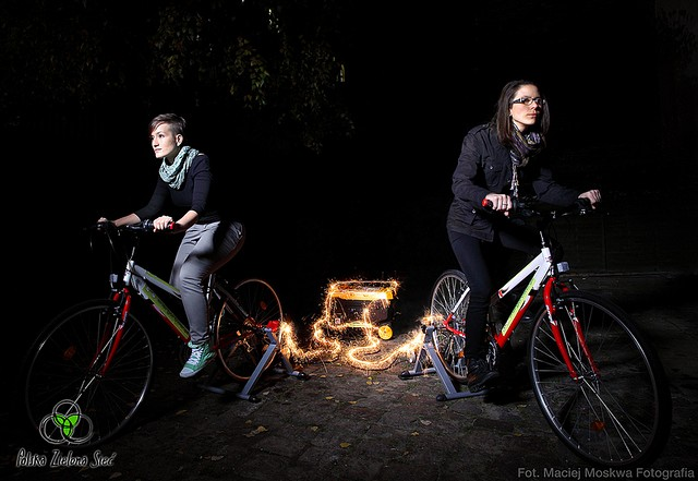 rowery prądotwórcze