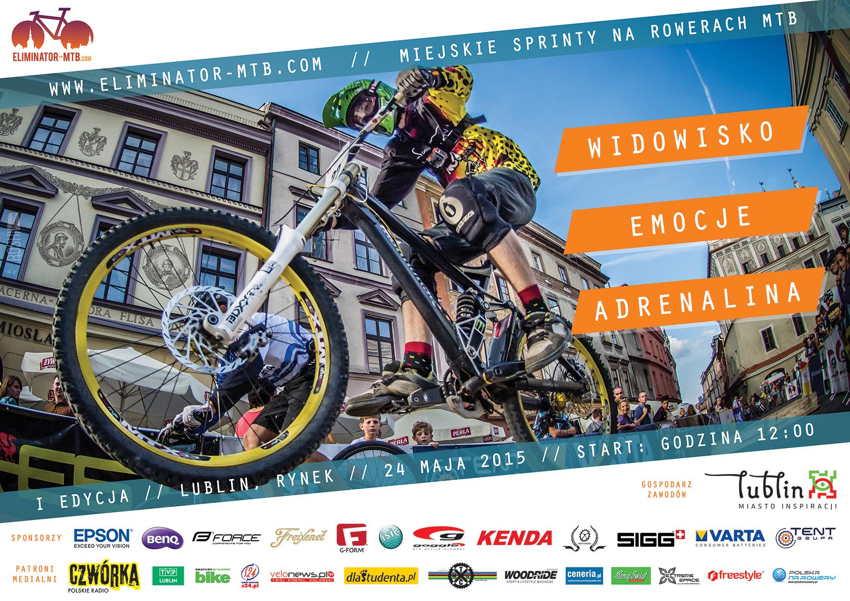 EliminatorMTB - Lublin City Race